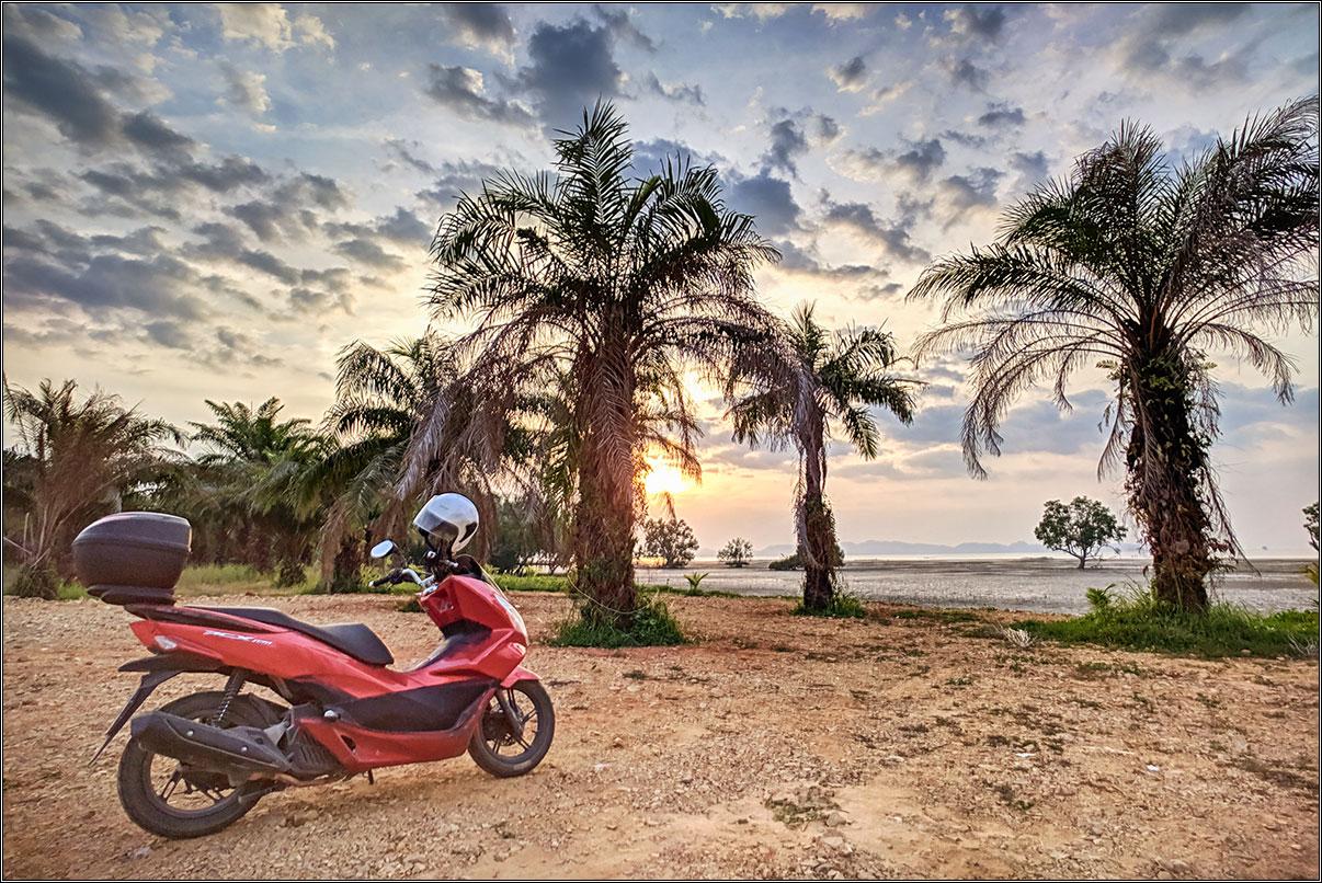 Зимовка в Таиланде. Январь - март 2020.