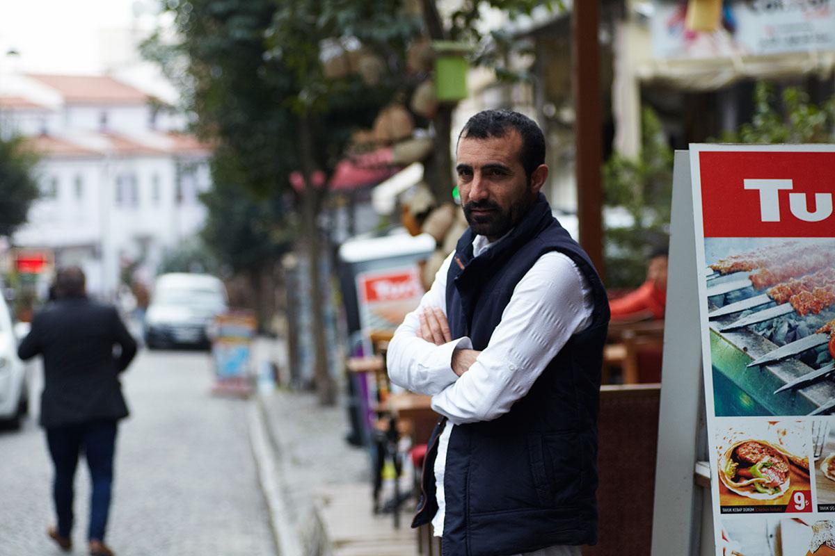 Я не был в Стамбуле...